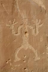chaco petroglyph 3