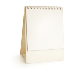 desktop calendar - pyramid