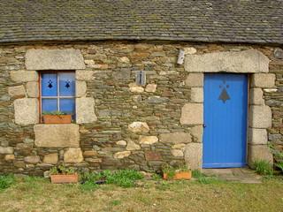 Wall Mural - maison bretonne