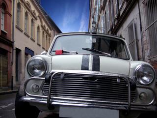 voiture de face