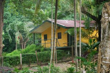 jamaican tradiional house