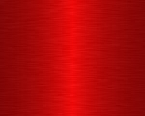 brushed metal texture background linear red