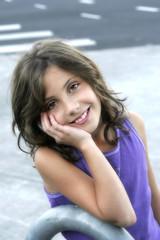 cute brunette girl #1