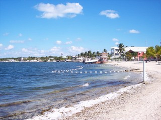 key largo, fl beach