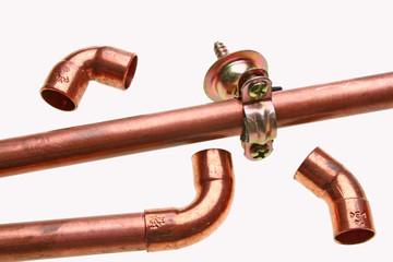 tubes en cuivre