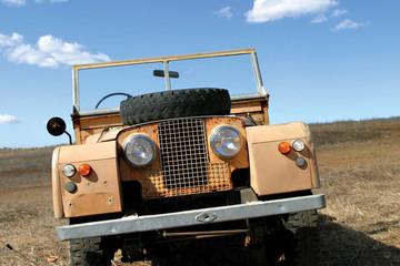 safari 4x4