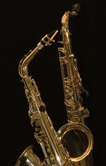 alto and tenor sax 3