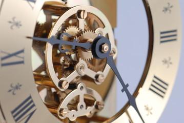 anniversary clock gears