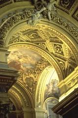 spanish church arches 4