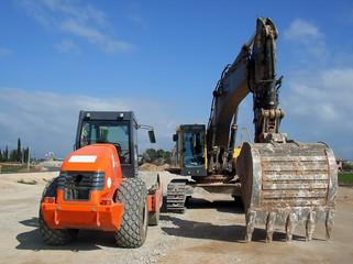 heavy machines