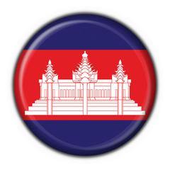 bottone bandiera cambogia cambodia button flag
