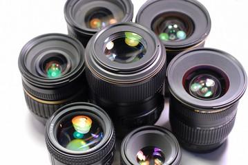 dslr lens