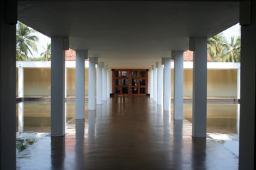 corridor hotel