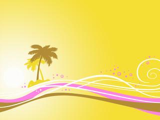 exotique jaune