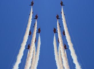red arrow jets