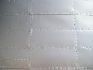 steel & rivets background