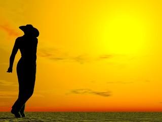 desert cowgirl 1