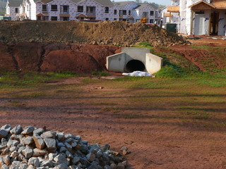 storm sewer structure