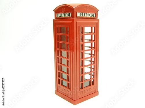Cabine t l phonique anglaise photo libre de droits sur la banque - Acheter cabine telephonique ...