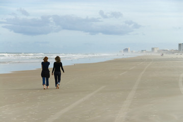daytona beach walk