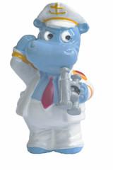 toy hippo captain
