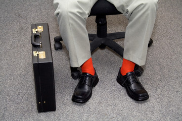 informal businessman