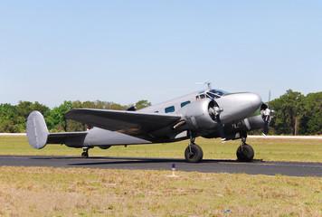 Wall Mural - world war ii transport airplane
