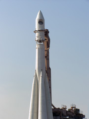 rocket the east