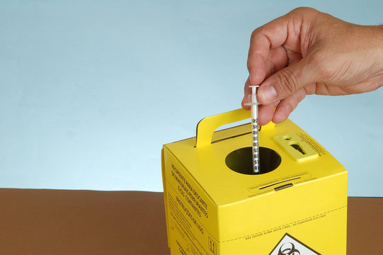 disposal box