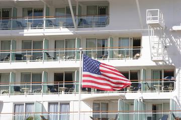american ship