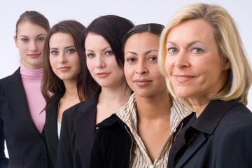 business executive team