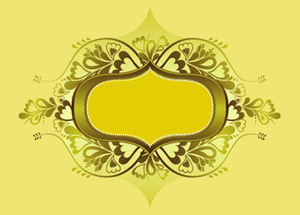 yellow shield