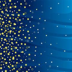 stars vector background