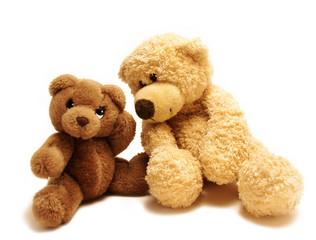 teddy bears friends