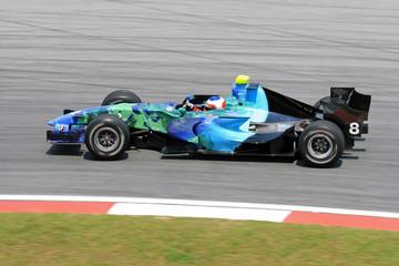 Foto op Aluminium F1 f1 race