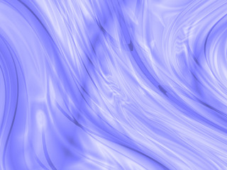 blue wavy curves, abstract background