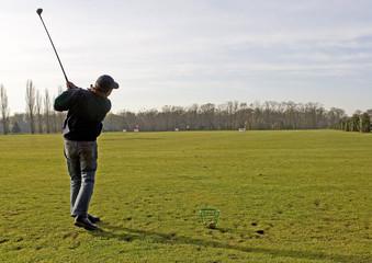golf et joueur 7