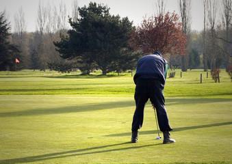 golf et joueur 32