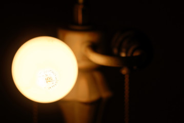 bulb and lamp