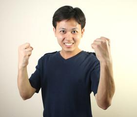 young asian man (serise)