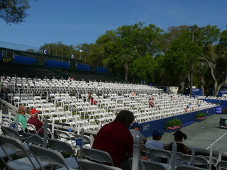 seating and stands