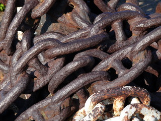 big anchor chain