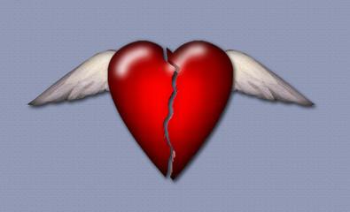 broken winged heart