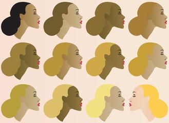 black women profiles