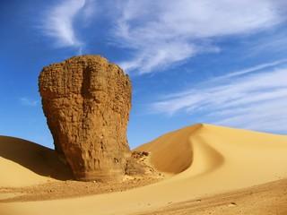 Wall Murals Algeria dune et rocher