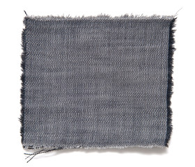 piece of fabric with fringe