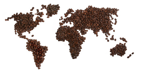 coffee beans world