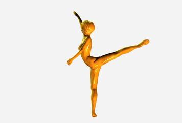 image 160 ronde de jambe solidgold rightcam