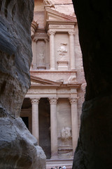 petra - the great temple