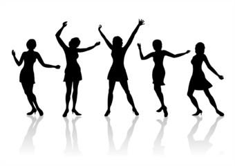 women in movement